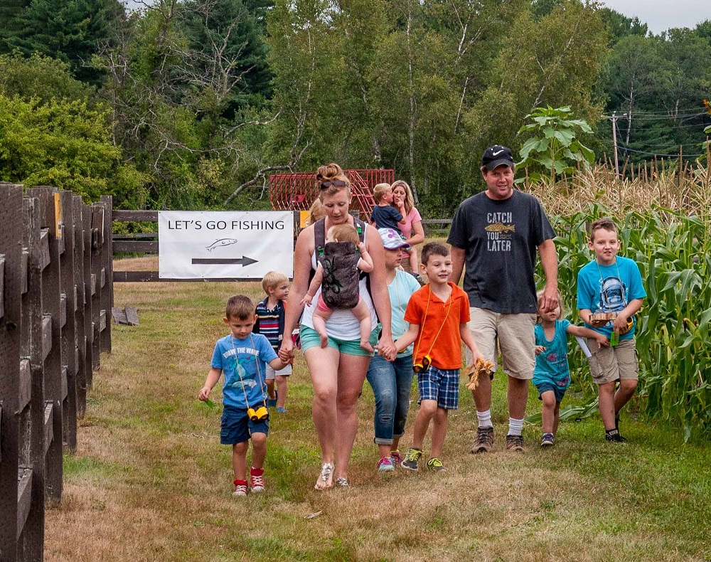 14th Annual Woods Water & Wildlife Festival: